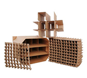 Corrugated Partition Systems