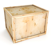 Cleated Plywood Crates